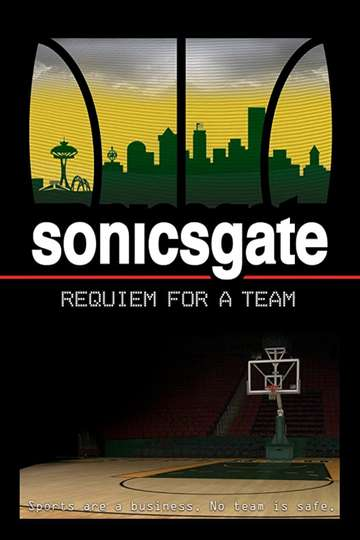 Sonicsgate: Requiem for a Team poster