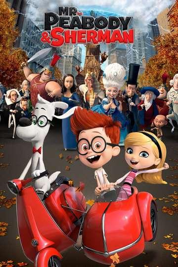 Mr. Peabody & Sherman poster