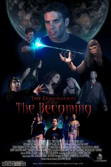The Domination of the Becoming poster