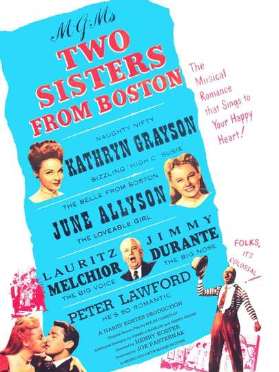 Two Sisters from Boston poster