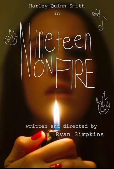 Nineteen on Fire poster