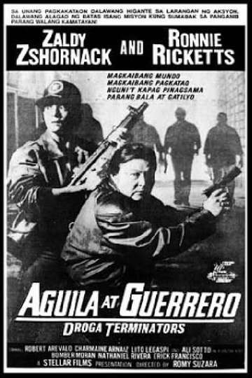 Aguila At Guerrero poster