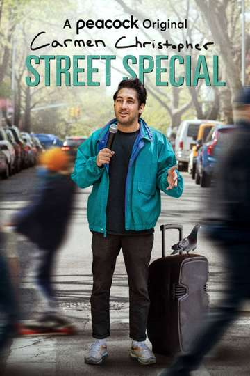 Carmen Christopher: Street Special poster