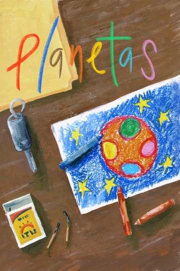 Planetas poster