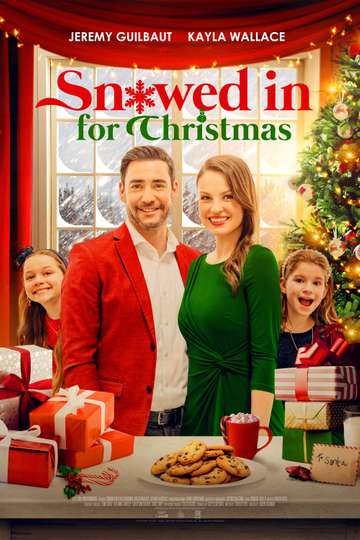 Snowed In for Christmas poster