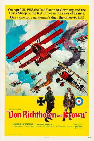 Von Richthofen and Brown Poster