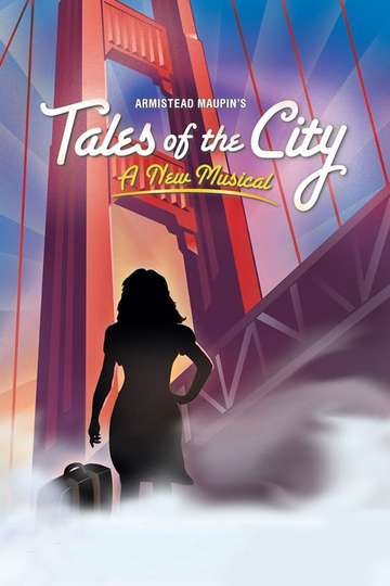 Tales of the City, A New Musical poster