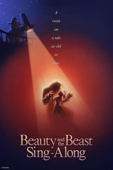 Beauty and the Beast Sing-Along poster