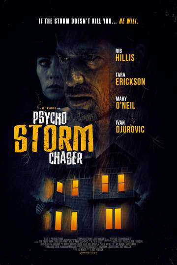Psycho Storm Chaser poster