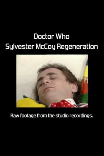 Sylvester McCoy Regeneration - Raw Studio Recordings