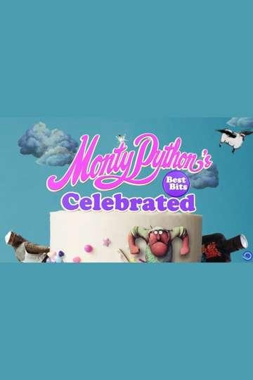 Monty Python's Best Bits Celebrated poster