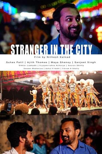 Stranger In The City poster