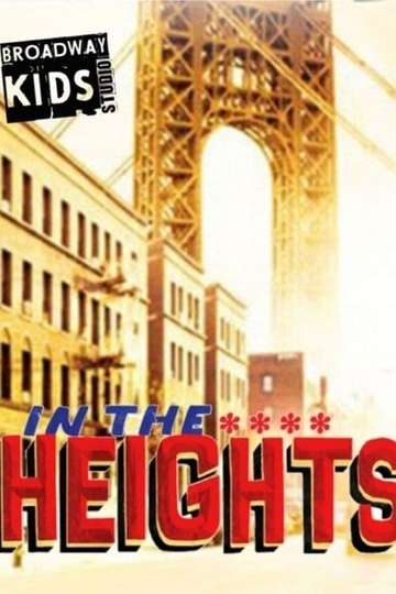 In the Heights: Cast A poster