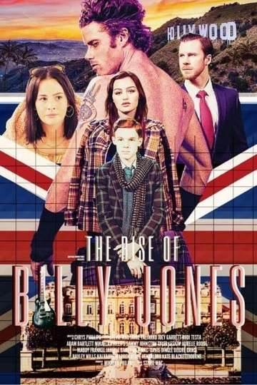 The Rise of Billy Jones poster