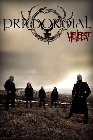 Primordial: Hellfest poster