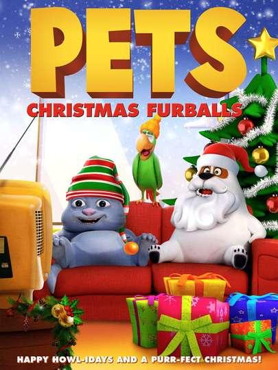 Pets: Christmas Furballs poster