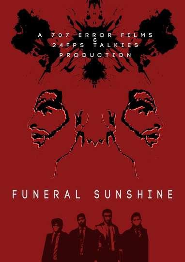 Funeral Sunshine poster