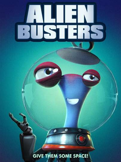 Alien Busters poster