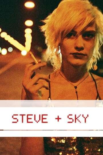 Steve + Sky poster