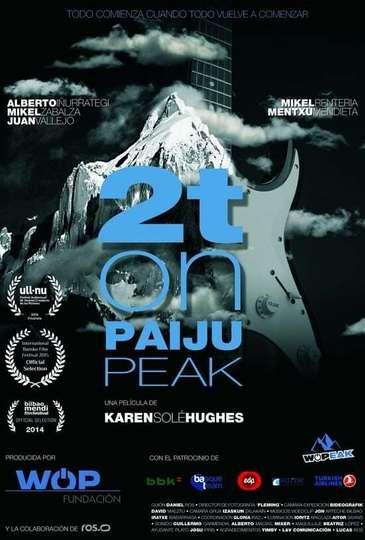 2T on Paiju Peak