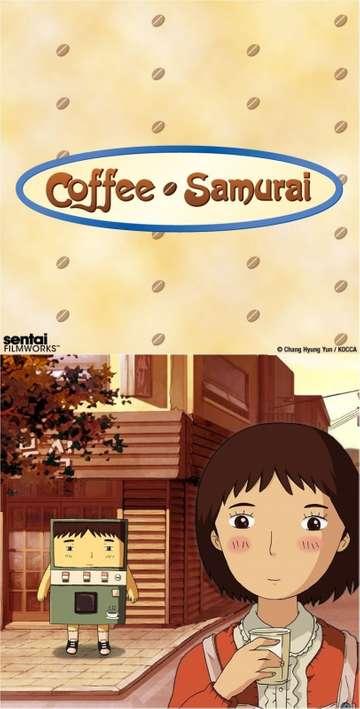 Coffee Samurai poster