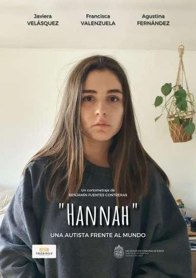 """""""Hannah"""" poster"""
