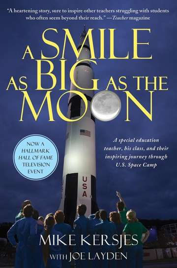 A Smile as Big as the Moon poster
