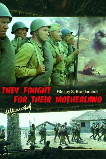They Fought for Their Motherland poster