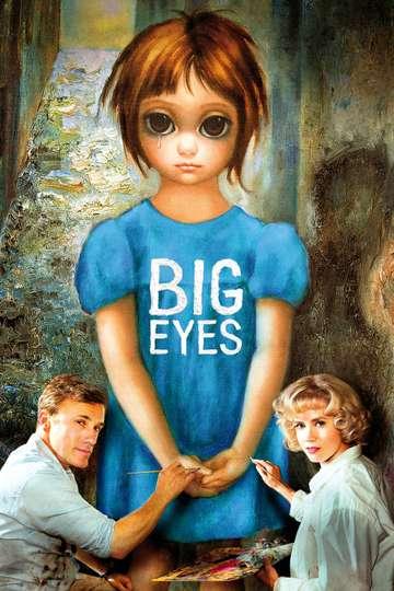 Big Eyes poster