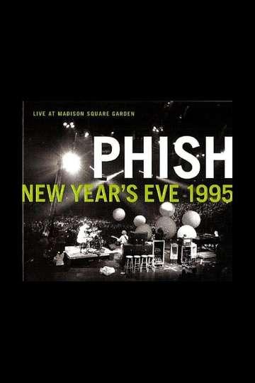 Phish 1995-12-31 MSG