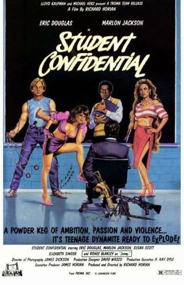 Student Confidential poster