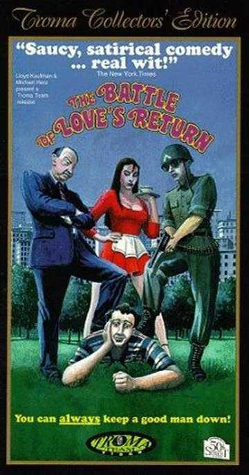 The Battle of Love's Return Poster