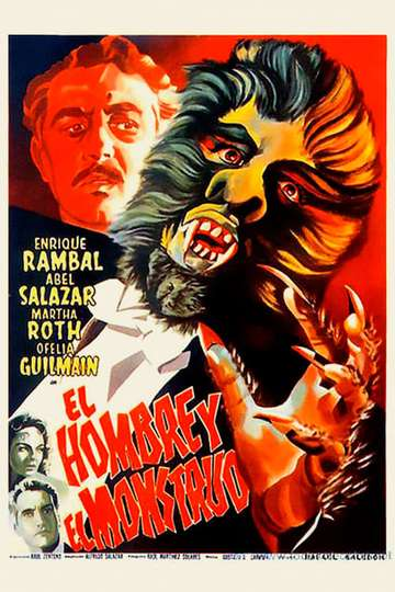 The Man and the Monster poster