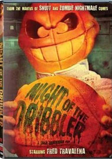 Night of the Dribbler poster