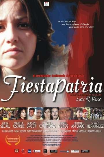 Fiestapatria poster