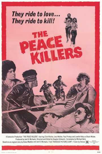 The Peace Killers Poster