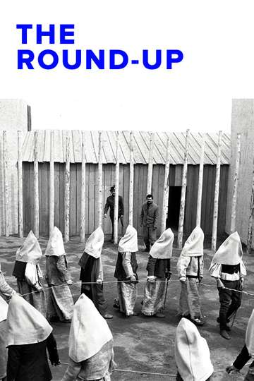 The Round-Up poster