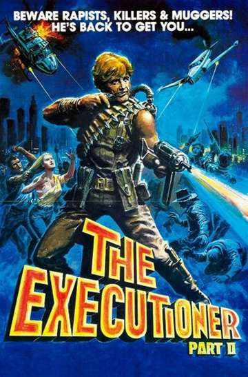The Executioner Part II poster