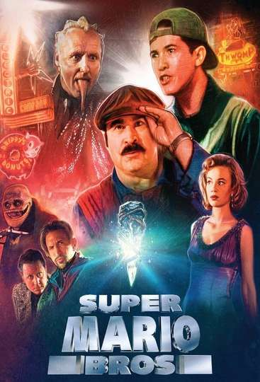 Super Mario Bros Cast And Crew Moviefone