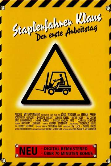 Forklift Driver Klaus: The First Day on the Job poster