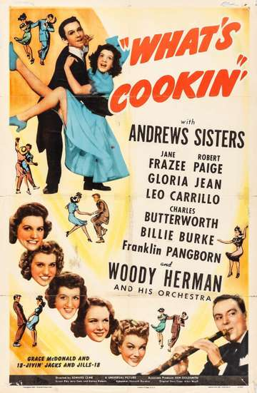 What's Cookin'? poster