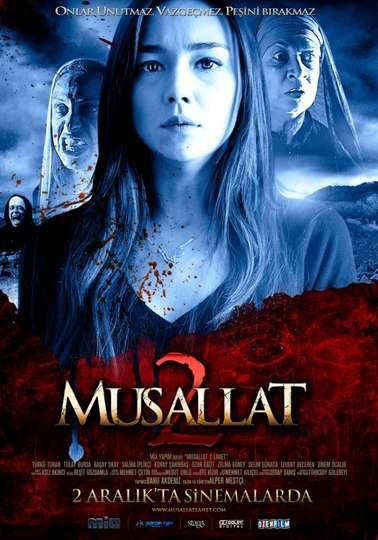 Musallat 2: Lanet poster
