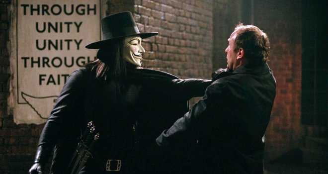 V For Vendetta 10 Things You Probably Didn T Know About The Controversial Film