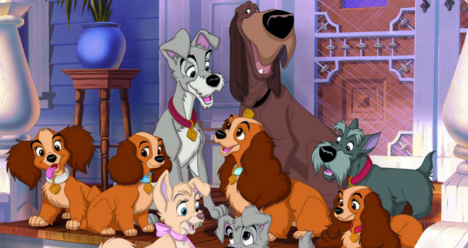 Lady And The Tramp 19 Things You Probably Didn T Know About The Disney Classic Moviefone