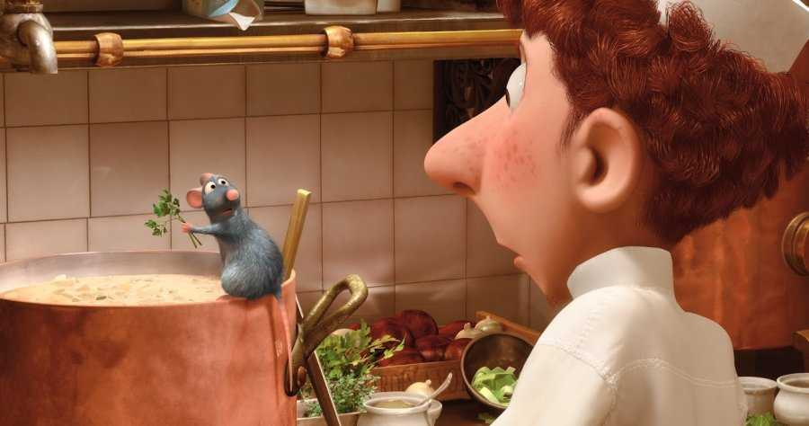 Why 'Ratatouille' Is the Greatest Pixar Movie Ever