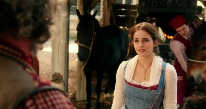There S A Harry Potter Reference In Beauty And The Beast And Fans Are Freaking Out