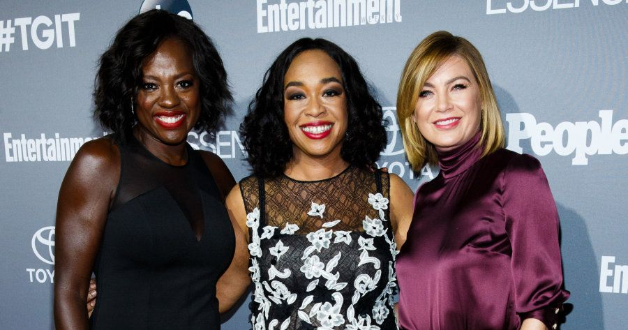 Celebration Of ABC's TGIT Line-up Presented By Toyota And Co-hosted By ABC And Time Inc.'s Entertainment Weekly, Essence And Peo