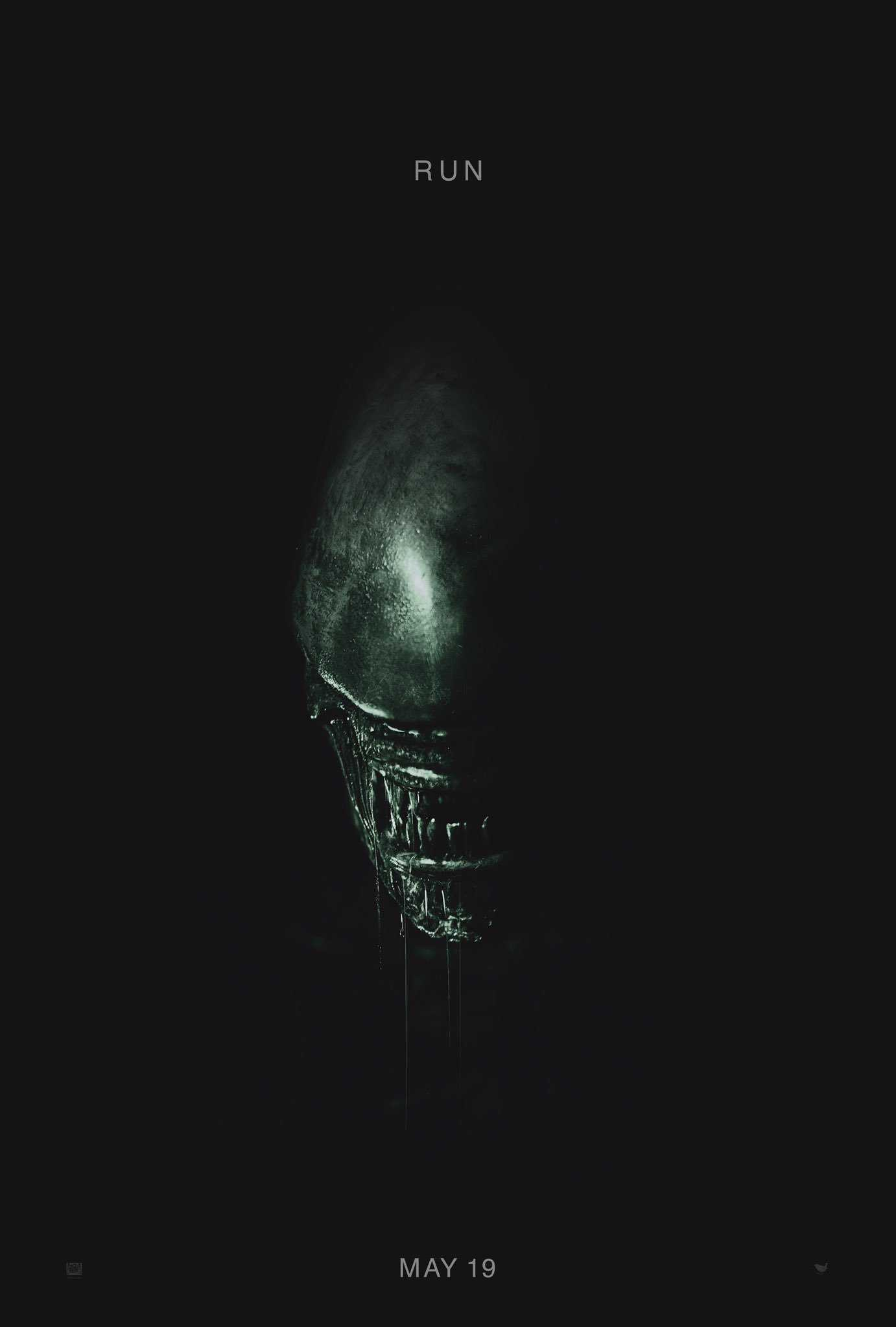 Alien Covenant Gets Earlier Release Date Creepy New Poster Moviefone
