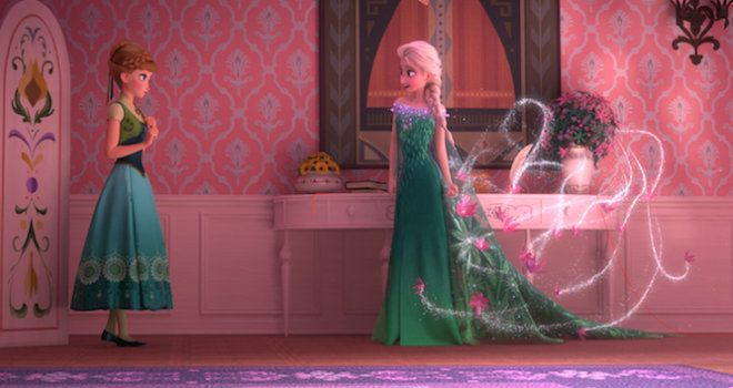 Elsa celebrates Anna's birthday by throwing a party full of surprises and presents, including summer dresses, until Elsa's icy powers have a few unintended consequences. The all-new Walt Disney Animation Studios short