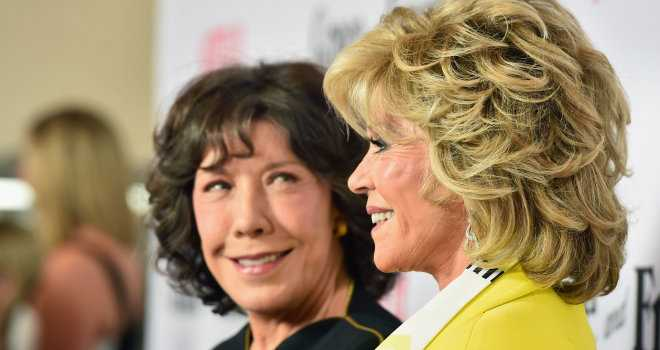 """Premiere Of Netflix's """"Grace And Frankie"""" - Red Carpet"""